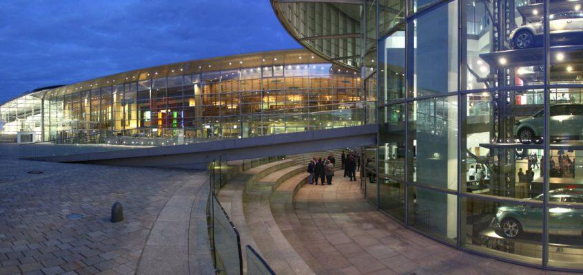 Panoramafoto bei AUDI Teil der Eventfotografie