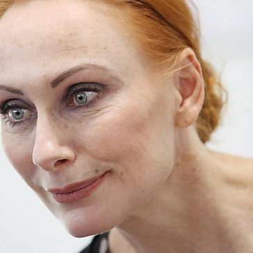 Meine erste Tatort-Kommissarin – Andrea Sawatzki