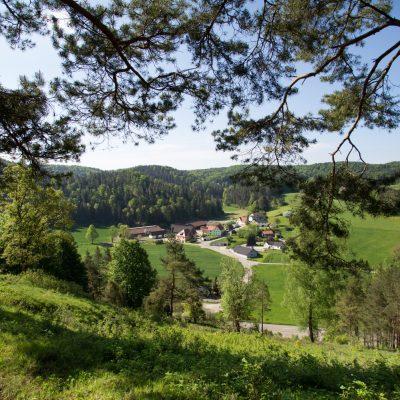 Oberklausen, Hirschbachtal