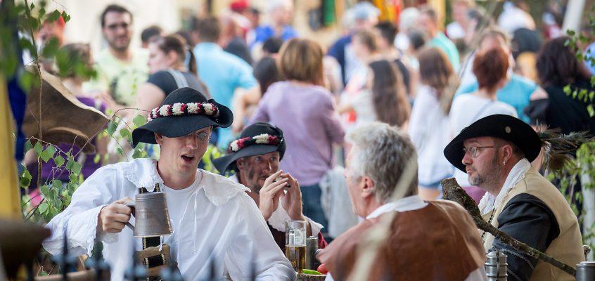 Noch ein Wochenende Wallenstein Festspiele