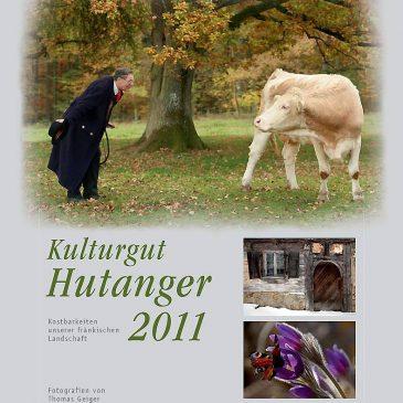 """Jetzt bei uns: Hutangerkalender und Ausstellung """"Hutanger"""""""