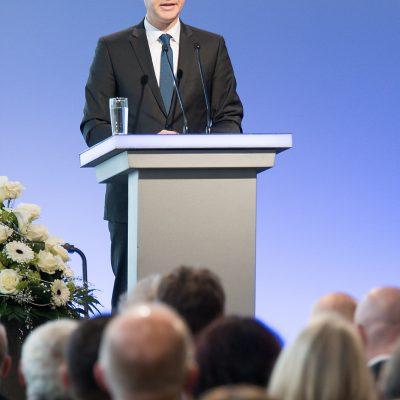 Robert Ilg, 1. Bürgermeister der Stadt Hersbruck