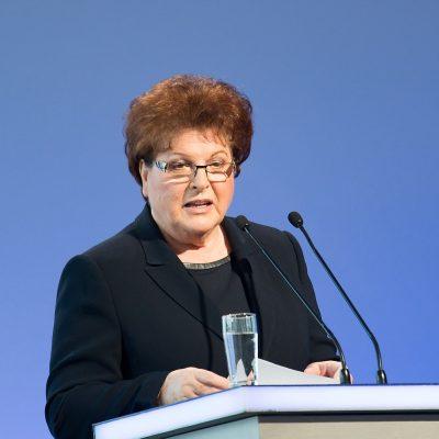 Barbara Stamm, Präsidentin des Bayerischen Landtags