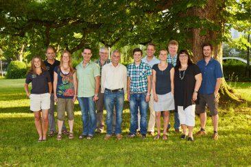 Ergänzung - Team, Vorstand und Mitarbeiter der FBG, Forstbetriebsgemeinschaft Nürnberger Land