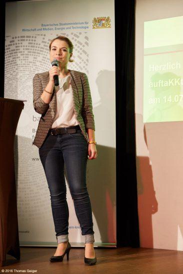 Inci Ceylan, Branchenexpertin und Referentin fuer Unternehmensentwicklung Bayerisches Zentrum für Kultur- und Kreativwirtschaft;