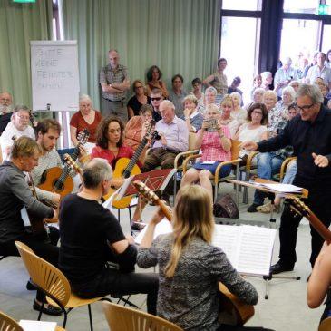Gitarrenfestival Hersbruck – Abschlusskonzert der Teilnehmer