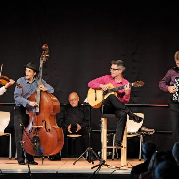 Gitarrenfestival Hersbruck  – King of Klezmer