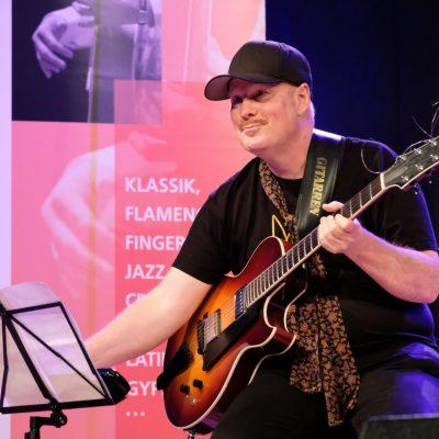 Blues & Jazz Guitar Night - Ulf Wakenius