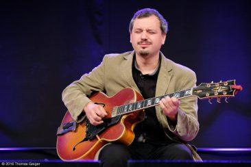 Blues & Jazz Guitar Night - Andreas Dombert