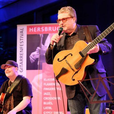 Blues & Jazz Guitar Night - Ulf Wakenius und Martin Taylor