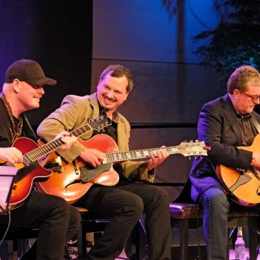 Gitarrenfestival Hersbruck – Blues & Jazz Guitar Night