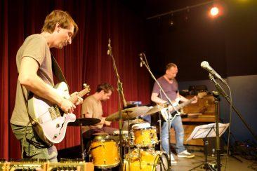 Jam Session mit dem Hanno Busch Trio