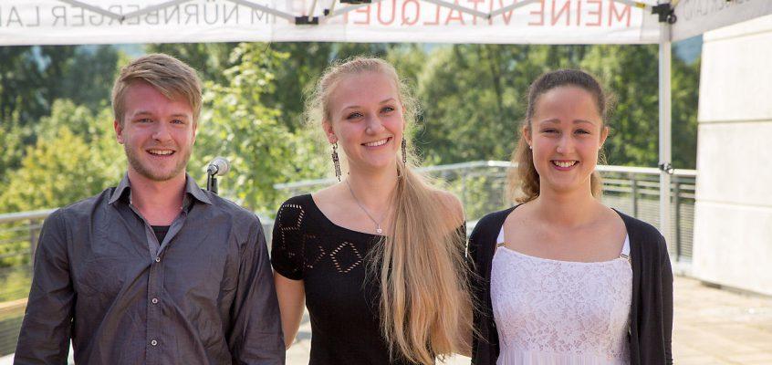 Gitarrenfestival Hersbruck – Matinee der Stipendiaten