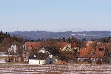 Prosberg mit Blick auf Hohenstein und Fernsehturm Spiess