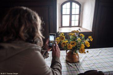 Fotowalk - Smartphonefoto von Blumenstrauß