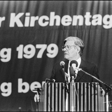 Vor 40 Jahren: 18. Deutscher Evangelischer Kirchentag in Nürnberg 1979